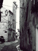 Streets Of Dignano. by FrankieDoll