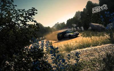 Dirt2 Subaru Race by JoXiR