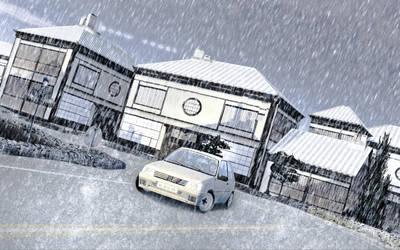 205 Snow Rally TM by JoXiR