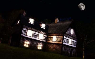 House Back Light by JoXiR