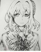 Violet Evergarden by silvermist999