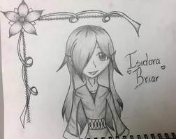 Isidora Briar by silvermist999