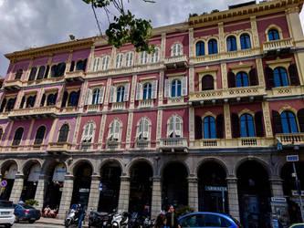 Cagliari Buildings by silvermist999