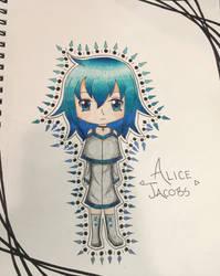 Alice Chibi by silvermist999
