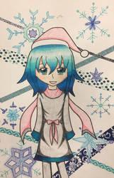 Alice in the Winter by silvermist999