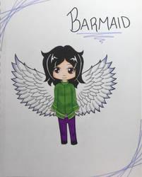 Barmaid [Gift] by silvermist999