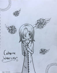 Catherine Wintersigh by silvermist999