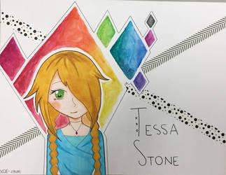 Tessa by silvermist999