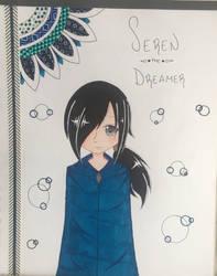 Seren the Dreamer by silvermist999