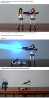 Typical Honoka Figma by Chocolate-Spider