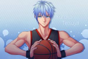 Kuroko Tetsuya by BeefxCake