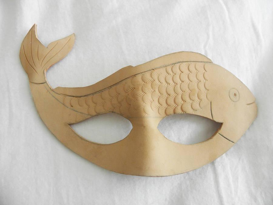 Fish Mask WIP by Polymnia88