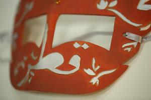Arabic Mask by Polymnia88
