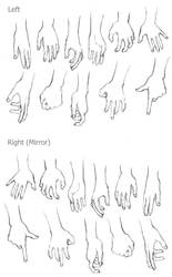 Hands 1 by taho