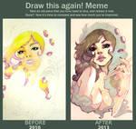 Draw it again meme 3 by taho
