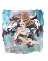 KoiGirl dAVersion by taho