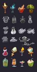 Props Sheet 1 by taho