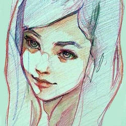 Stranger Sketch by taho