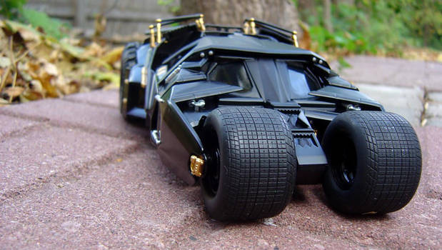 Batmobile Tumbler s1-01 by Sonic-CDX