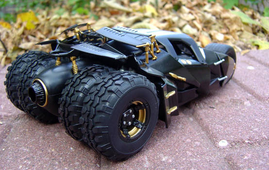 Batmobile Tumbler s1-02 by Sonic-CDX