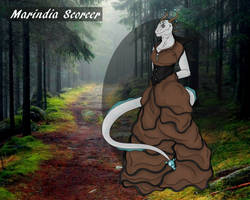 Marindia Scorcer the Apepiories (Info) by MysticalSorcery