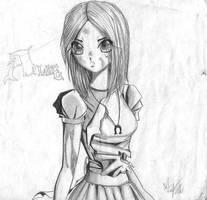 Alice by LilacChrome