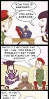 Street Fighter Girl Talk 008 by fire-tisane