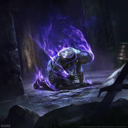 Weakness - The Elder Scrolls: Legends by otomozok