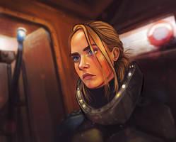 Laureline by Gwendolynn13