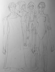 Enders Like Short Girls by Ortello