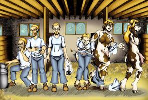 Cow Transforamtion by cbs