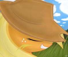 Applejack by TheDracoJayProduct