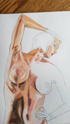 Nude study by NilocG