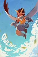 owlBoy by 2gold