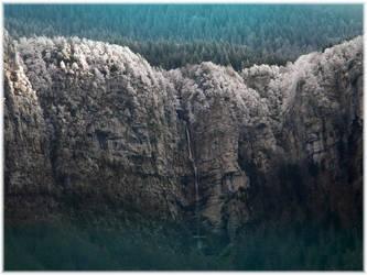 Cascade de givre - Polienas - 02 janvier 2019 by Arnolf