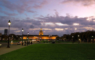 Les Invalides by Krial6