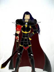 black knight by Captainkuukkeli