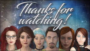 Thanks For Watching by TGFan4