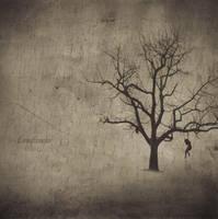 Loneliness.. by DilekGenc