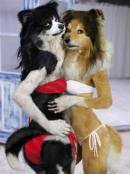 Beautiful Doggies by SovietUnion101