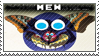 Mew Stamp by psyco-dragon