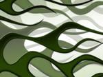 Flames - simple green by jbensch