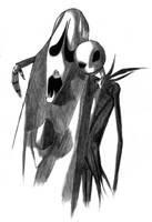 I, Jack, The Pumpkin King by EvanescentMoon