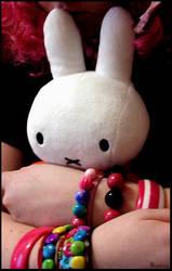 My bunny by Bunnis