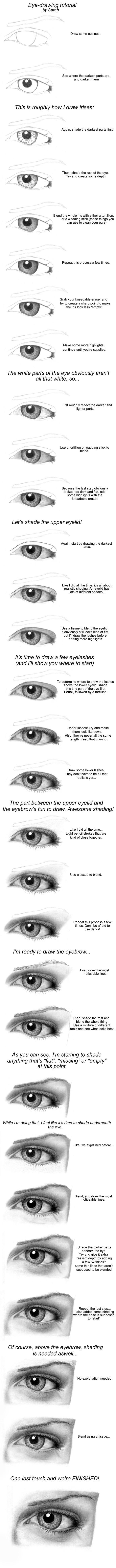 Eye tutorial by StingingPistol