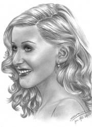 Miss Aguilera by StingingPistol