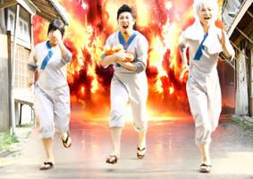 Gintama- Kondou by minoxn