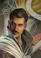 Dorian Pavus by slugette