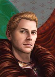 Cullen by slugette