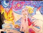 Kitsune by Jaylighte